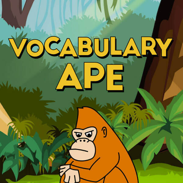 Vocabulary Ape